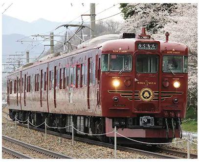 列車好きにおすすめ!しなの鉄道「ろくもん」お食事付きプラン乗車券